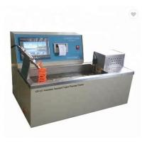 Wholesale Oil Analysis Testing Equipment Automatic Saturated Vapour Pressure Tester from china suppliers
