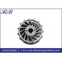 Buy cheap Stainless Steel Impeller / Precision Metal Casting  for Non-standard Parts from wholesalers
