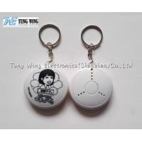 ABS Music Keyring Music Keychain With Customized Logo , Customized Sound Manufactures