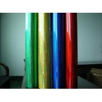 Quality Colorful Laser PVC Film for sale