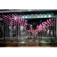 Buy cheap Colorful Retail Shop Front Window Displays For Clothing Shop Visual Marketing from wholesalers