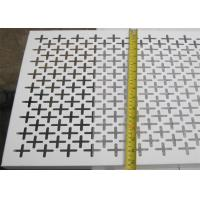 Wholesale Plain Weave Style Decorative Metal Sheets 1.22x2.44m Panel Size Panel And Coil Sku Type from china suppliers