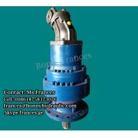 Buy cheap Replace Rexroth GFB80 high speed swing drive reducer from wholesalers