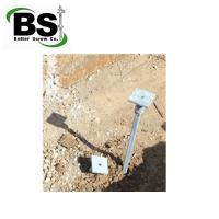 Buy cheap Helical Piers Bracket Foundation Repairs from wholesalers