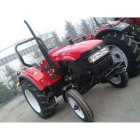 Buy cheap Industrial Four Wheel Tractor 100hp Front Wheel Steer Low Fuel Consumption from wholesalers