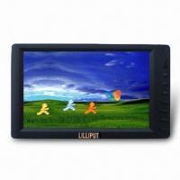 Buy cheap Car Touchscreen PC Monitor with Built-in Audio Speakers, 2 RCA Video Input and 1 Audio Input from wholesalers