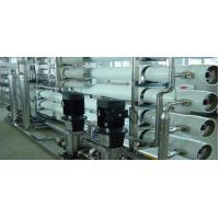 China 2 Stage RO / Mineral Water Treatment Equipments for Beverage Industry on sale