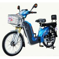 China 350w 60v12ah Brushless Electric Bike With Pedal Assistance on sale
