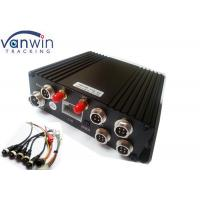 Buy cheap SD Card MDVR with wifi 3G 4G GPS Support 4CH Playback Mobile DVR from wholesalers