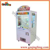Buy cheap Toy machine seek QingFeng as your supplier from wholesalers