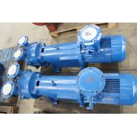 Buy cheap Stainless Steel Water Ring Vacuum Pump Direct Coupled  With Explosion - Proof Motor from wholesalers