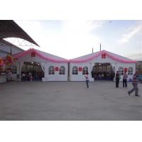 Buy cheap 10x30m Outdoor Party Tents Wind Resistant Rain Proof Tents Wtih Double PVC from wholesalers