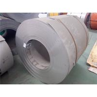 Buy cheap UNS 201 Structure Stainless Steel Coils Hot Rolled 1500mm Width from wholesalers