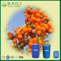 Buy cheap Sea buckthorn seed oil factory price high quality oil for immune system from wholesalers