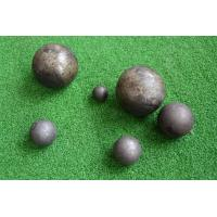 Dia 25 mm Hot Rolling Steel Balls for Mines Manufactures