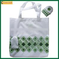 Buy cheap Promotional Smart Cheap Nylon Foldable Bag High Quality Nylon Foldable Bags with Pouch from wholesalers