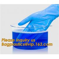 Buy cheap Medical Disposable Nitrile Coated Hand Gloves,Industrial Garden Working Resistant Disposable Nitrile Black Gloves BAGEAS from wholesalers