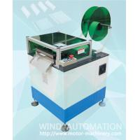 Buy cheap MYLAR film forming cresing for insulation insertion of single three phase AC motor stators from wholesalers