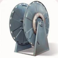Buy cheap Customized Size Packing Bobbin Easy For Lifting And Sport / Corrugate Empty Wire Spools from wholesalers
