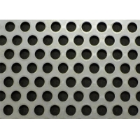 Buy cheap Diamond Hole Galvanized Perforated Wire Mesh Plate Thickness 0.8mm from wholesalers
