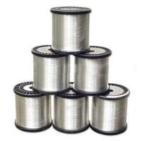 Buy cheap High Quality Silver Copper Winding Wire Enameled Coated Litz Wire Silver Magnet Wire  for LED   Lights  from  China from wholesalers