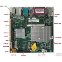 Buy cheap mini-ATX industrial motherboard with intel atom N270 (PCM5-928EM) from wholesalers