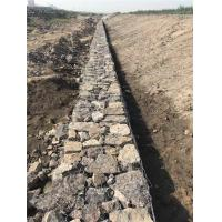 Buy cheap Flexibility Gabion Retaining Wall , Hexagonal Gabion Wall Cages For Stones from wholesalers