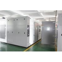 Buy cheap Programmable Walk In Environmental Chamber For Automotive Components Fuel Tank Testting from wholesalers