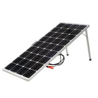 Buy cheap Monocrystalline Solar Panels For House 100 Watt 18 Volt With High Cell Efficiency from wholesalers