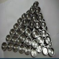 Buy cheap cnc Machinery titanium parts Ti6al4v factory supply price from wholesalers