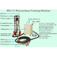 Buy cheap FD-211 Polyurethane Injection Foam Insulation Machine from wholesalers