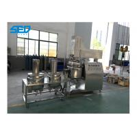 Buy cheap Pharmaceutical Ointment Manufacturing Machine / Vacuum Emulsifying Mixer CE Approved from wholesalers