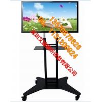 Buy cheap Plasma mount floor lcd mobile stand Universal Flat screen TV bracket Samsung Monitor Brackets from wholesalers