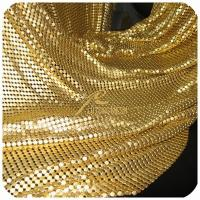 Buy cheap Metal Sequin Fabric,Metal Sequin Cloth from wholesalers