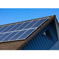 Buy cheap Energy Saving Portable Sunpower Solar Panels 1000 VDC With Junction Box from wholesalers