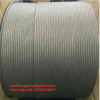 Buy cheap 20.3%Aluminum Clad Steel Wire Strand from wholesalers