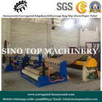 China STM 1600 PAPER SLITTER AND REWINDER MACHINE on sale