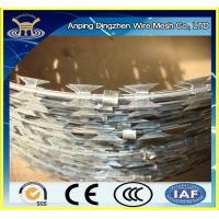 Buy cheap low price and good quality concertina razor barbed wire from wholesalers