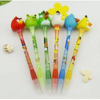 Buy cheap Novel Promotional PS & ABS Customize Ballpoint Pen With Flashing Led Lights from wholesalers
