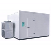 Buy cheap Prefabricated Energy-saving Cold Room Food Storage Room from wholesalers