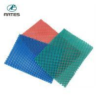 Buy cheap Anti - Fatigue Comfort Large Bathroom Mats , Wear Resistant Blue Bath Mat product