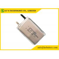 Buy cheap Thin flexible battery 4000mAh 3V not Rechargeable Lithium Battery CP903450 for Smoke system from wholesalers