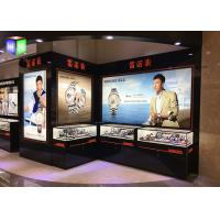 Buy cheap Black Aluminum Advertising Light Boxes , Led Lightbox Sign With Picture Frame from wholesalers