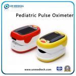 Buy cheap Pediatric/Children Fingertip Pulse Oximeter OLED Color Finger SpO2 Monitor from wholesalers