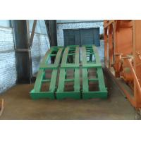 Buy cheap R5.25M three strands 70-120mm mold steel billet continuous casting machine from wholesalers