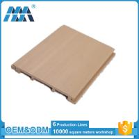 Buy cheap Technics WPC Composite  interior decorative Wall Panel Cladding from wholesalers
