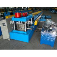 11 KW Hydraulic Unit Steel C Purlins Roll Forming Machine with Automatic Measureing Manufactures