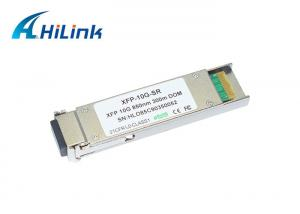 Wholesale 850nm 300m Dulplex LC XFP-10G-SR MMF Interface XFP Transceiver from china suppliers