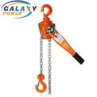 Buy cheap 1.5T Manual Lever Chain Hoist from wholesalers