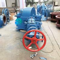 Buy cheap High Head Water Electric Turgo Turbine Generator With Hydro Turbine Speed Governor from wholesalers